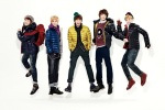 SHINee for 'Maypole' 2011 F/W collection