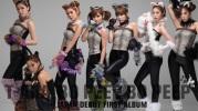 "Video behind the scene Japanese PV untuk T-ara ""Bo Peep Bo Peep"" terungkap"