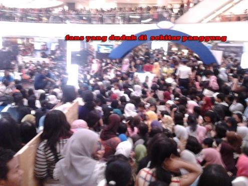 fans duduk